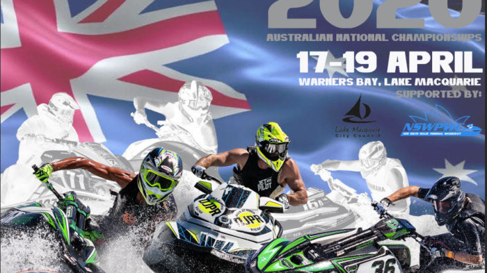 2020 Australian Watercross Championships are here!!