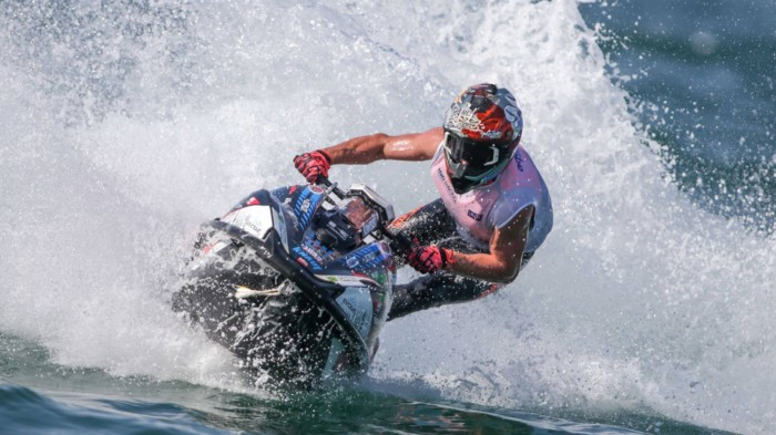 5 TIMES PRO WORLD CHAMPION KEVIN REITERER TO RACE  2018 WSM AUSTRALIAN WATERCROSS CHAMPIONSHIPS